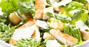 Chicken Mango Salat für eine gute Verdauung