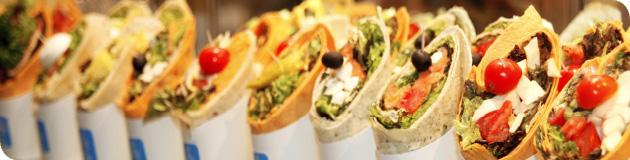 Frisch und gesund für den großen Hunger