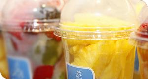 Die goldene Ananas für einen fruchtig süß-saueren Kick