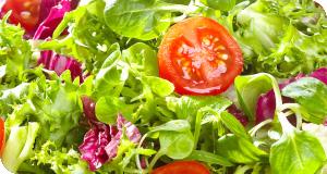 Der Vital-Mix Salat regt den Stoffwechsel an