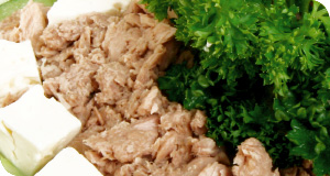 Bunter Thunfischsalat für ein leichtes Essen