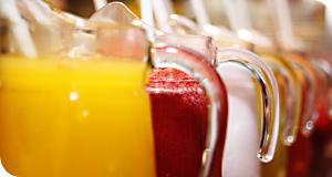 Pure Durstlöscher voller Vitamine